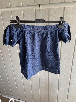 Schulterfreies T-Shirt