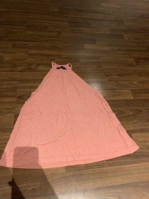 Even & Odd Camisa de tirantes para hombres color rosa dorado