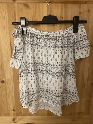 C&A Off-The-Shoulder Top multicolored