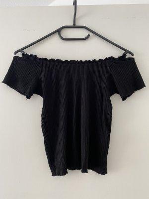 Primark Koszula typu carmen czarny
