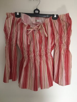 Schulterfreies Top / Bluse