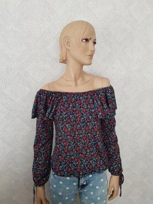 Schulterfreies Top / Schulterfreie Bluse