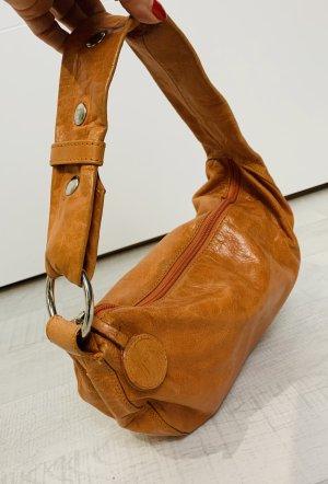 Schultertache Handtasche Oxus Orange