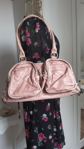 Fritzi aus preußen Shoulder Bag dusky pink