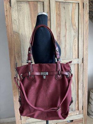 0039 Italy Sac porté épaule violet