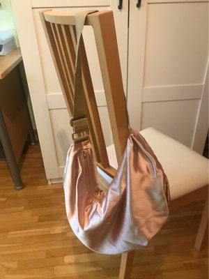 H&M Pouch Bag rose-gold-coloured
