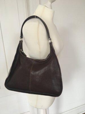 Cole Haan Shoulder Bag brown leather