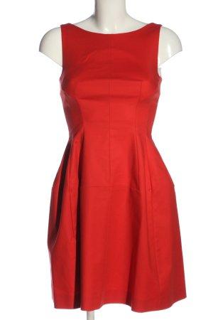 Schumacher A-Linien Kleid rot Elegant