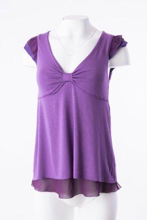 SCHUMACHER - Ärmelloses Shirt Violett