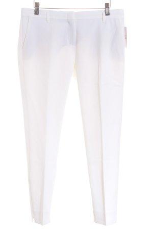 Schumacher Anzughose weiß Elegant
