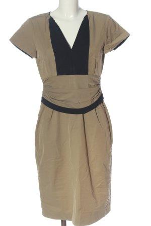 Schumacher Pencil Dress cream-black casual look