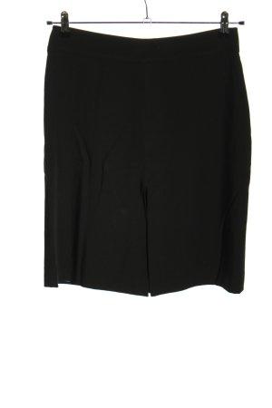 Schumacher Falda de tubo negro moteado look casual