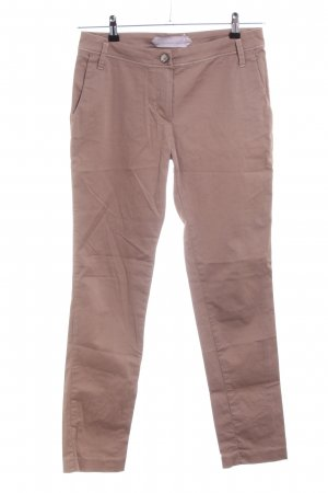 Schumacher Chinohose nude Casual-Look