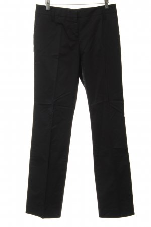 Schumacher Chinohose schwarz Business-Look