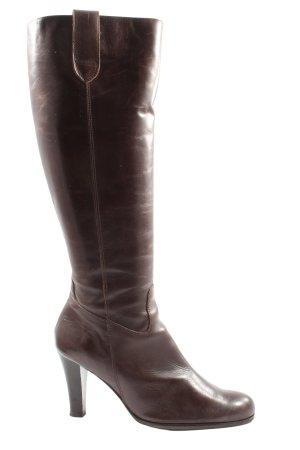 Schumacher High Heel Boots brown business style
