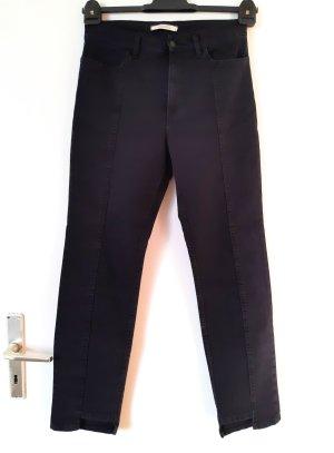 Dorothee Schumacher Pantalone cinque tasche blu scuro Cotone