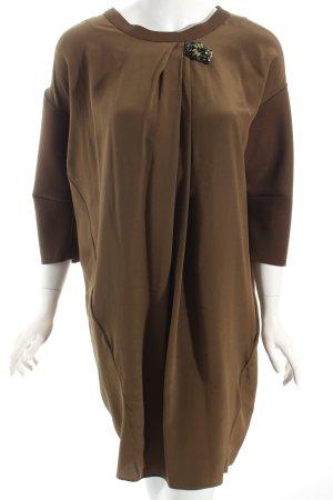 Schumacher Kleid khaki klassischer Stil