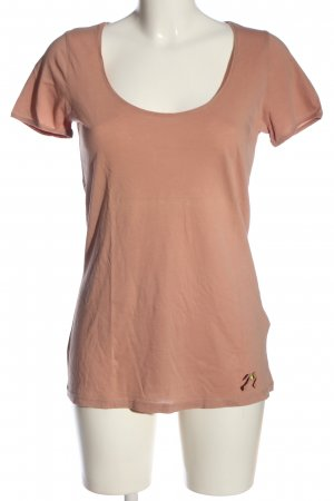 Schumacher T-Shirt nude Casual-Look