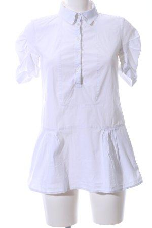 Schumacher Shirt met korte mouwen wit casual uitstraling
