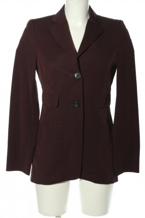 Schumacher Kurzjacke braun Business-Look