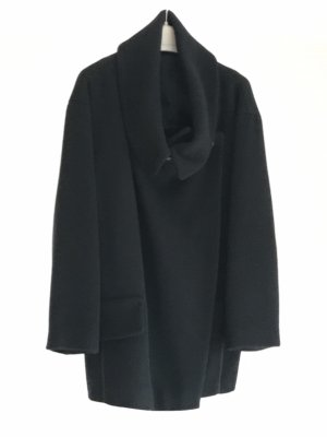 Schumacher Cappotto corto blu scuro