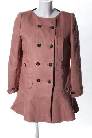 Schumacher Cappotto corto rosa stile casual