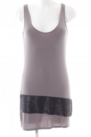 Schumacher Longtop lila Casual-Look