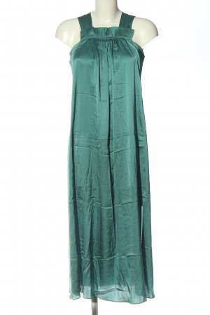 Schumacher Sukienka z dekoltem typu halter jasnoszary W stylu casual