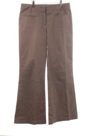 Schumacher Pantalone a zampa d'elefante beige stile semplice
