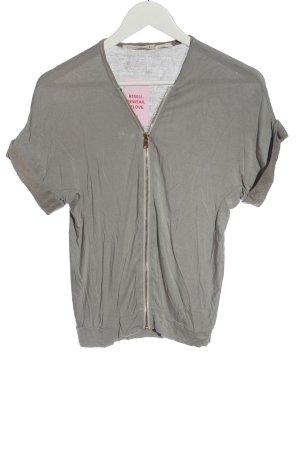 Schumacher Shirt Jacket light grey casual look