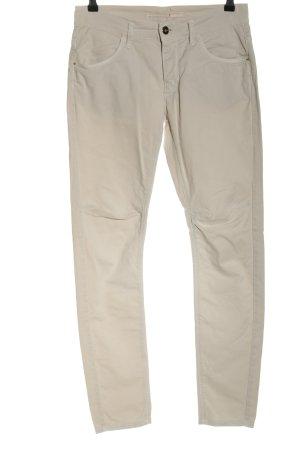 Schumacher Skinny Jeans wollweiß Casual-Look