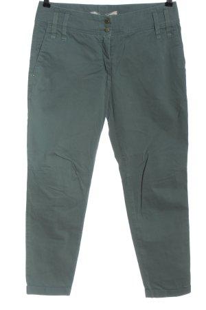 Schumacher Pantalon en jersey gris clair style décontracté