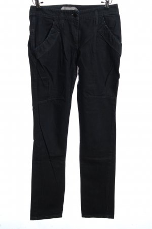 Schumacher Straight-Leg Jeans schwarz Casual-Look