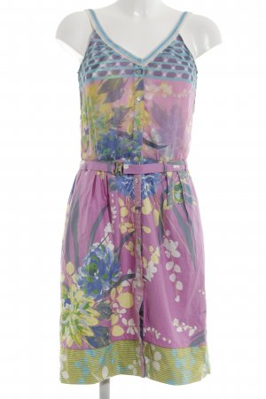 Schumacher Vestido playero estampado floral look casual