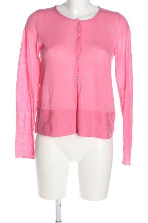 Schumacher Strickjacke pink Casual-Look