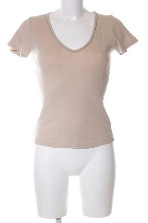 Schumacher T-Shirt creme Casual-Look