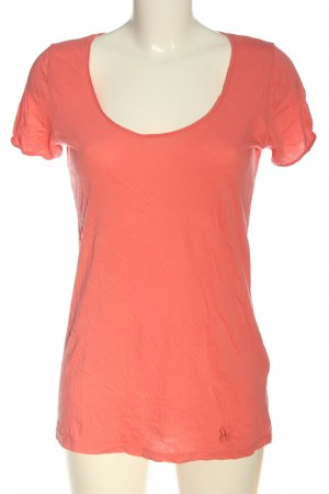 Schumacher T-shirt rosso stile casual