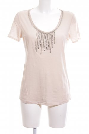 Schumacher T-Shirt pink Casual-Look