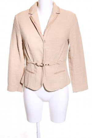 Schumacher Blazer in tweed color carne stile professionale