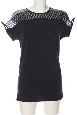 Schumacher T-Shirt schwarz Casual-Look