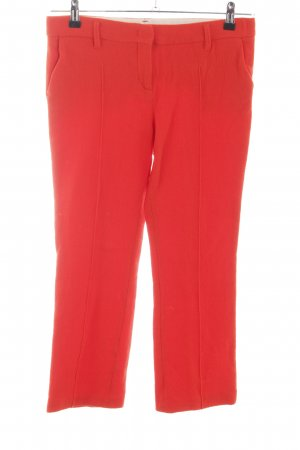 Schumacher Wollhose rot Casual-Look