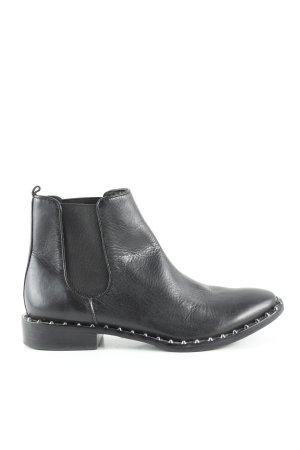 Schutz Chelsea Boots schwarz Business-Look