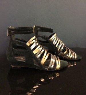SCHUTZ Coole Sandaletten mit kleinem Keilabsatz