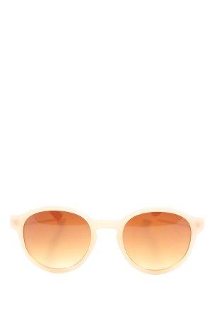 Schutz runde Sonnenbrille