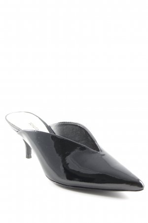 Schutz Spitz-Pumps schwarz Party-Look