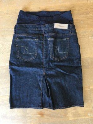 Schwangerschafts-Jeansrock, dunkelblau, Zara for Mum, S