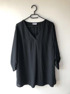 Schwarz Bluse