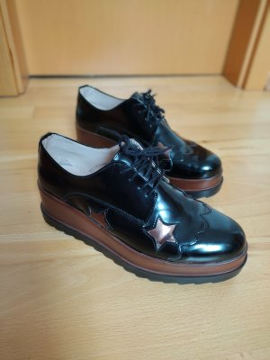 keine Wingtip Shoes multicolored