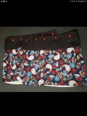 Dawanda Wraparound Skirt multicolored
