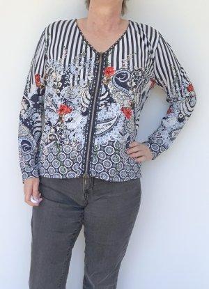 Biba Blouse Jacket multicolored viscose
